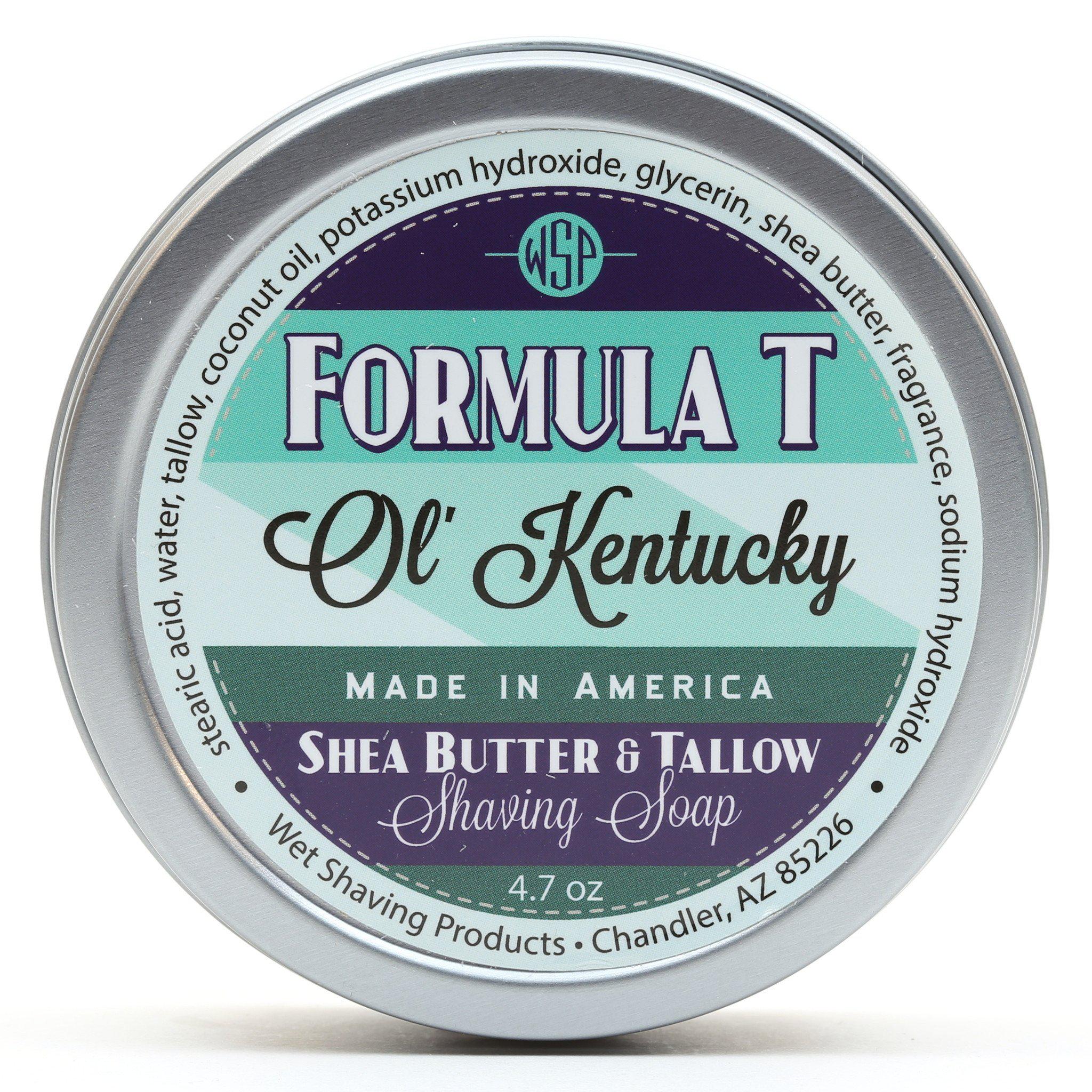 WSP - Formula T Ol' Kentucky - Soap image