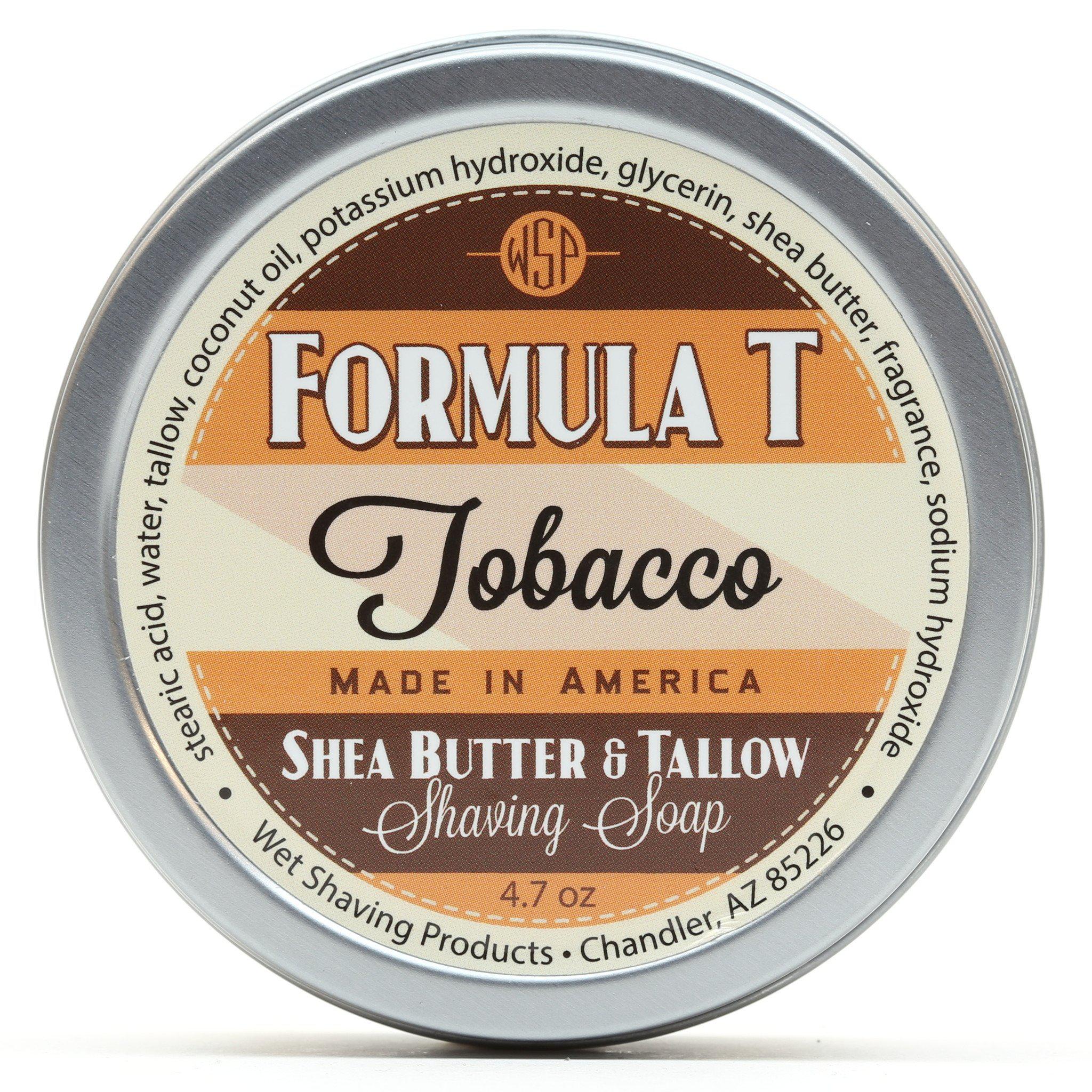 WSP - Formula T Tobacco - Soap image