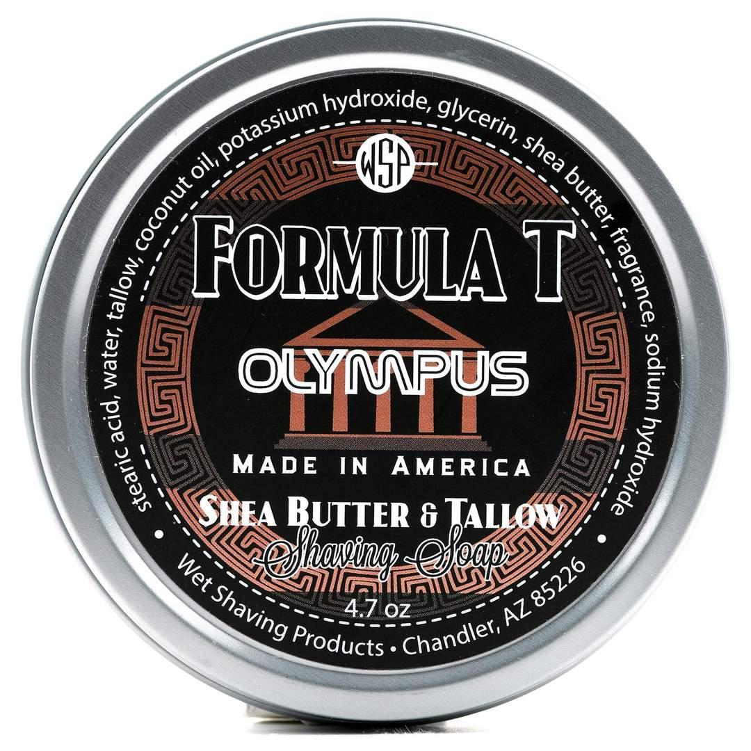 WSP - Formula T Olympus - Soap image