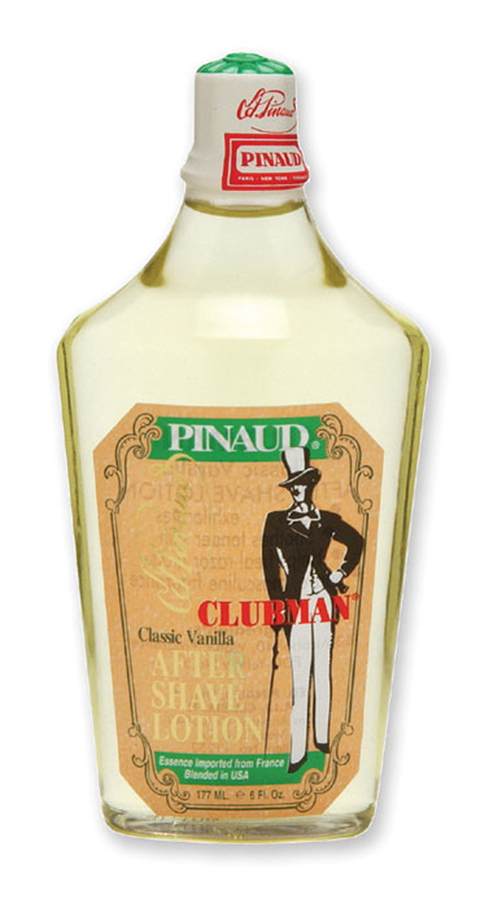 Pinaud - Clubman Vanilla - Aftershave image