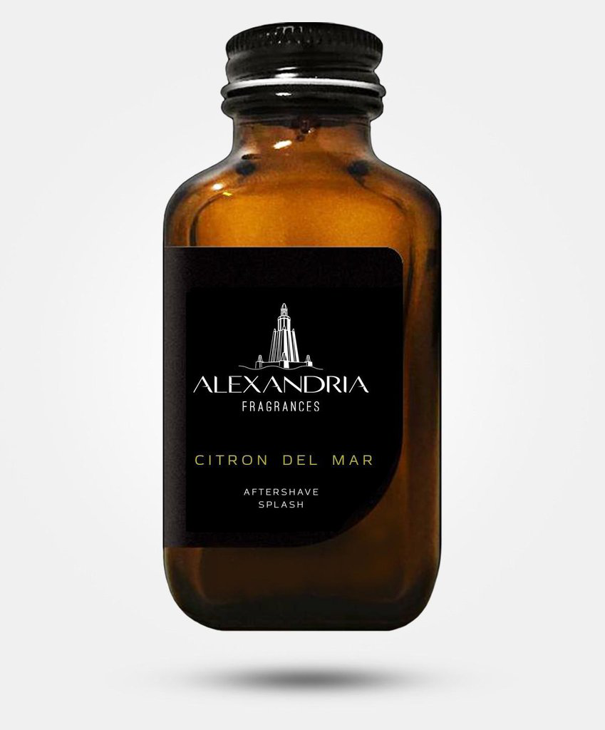 Alexandria Fragrances - Citron Del Mar - Splash image