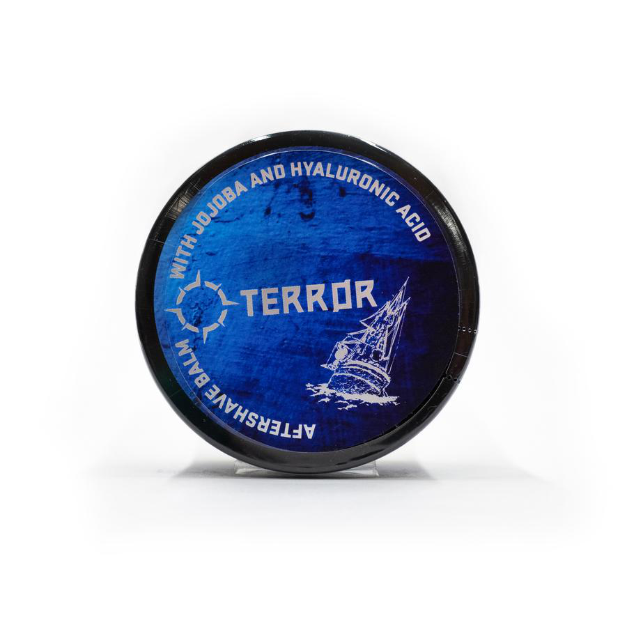 Barrister and Mann - Terror - Balm image