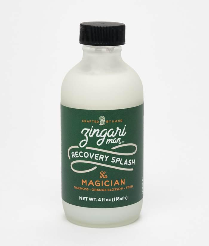 Zingari - The Magician - Splash image