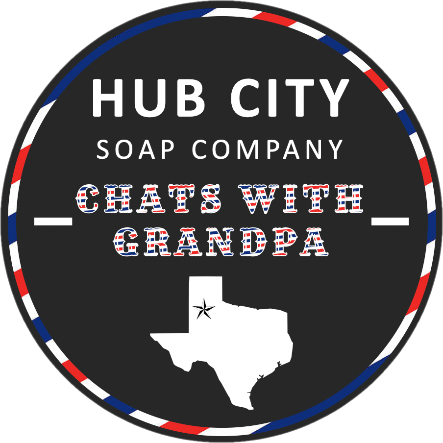 Hub City Soap Company - Chats With Grandpa - Soap image
