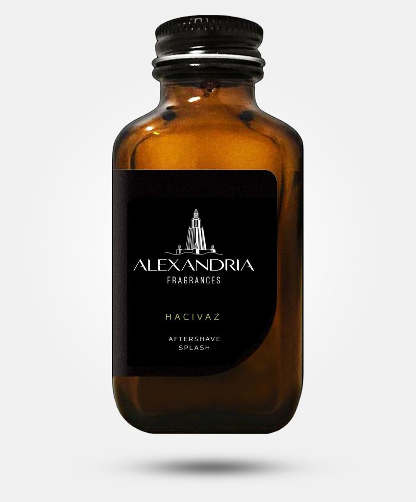 Alexandria Fragrances - Hacivaz - Splash image