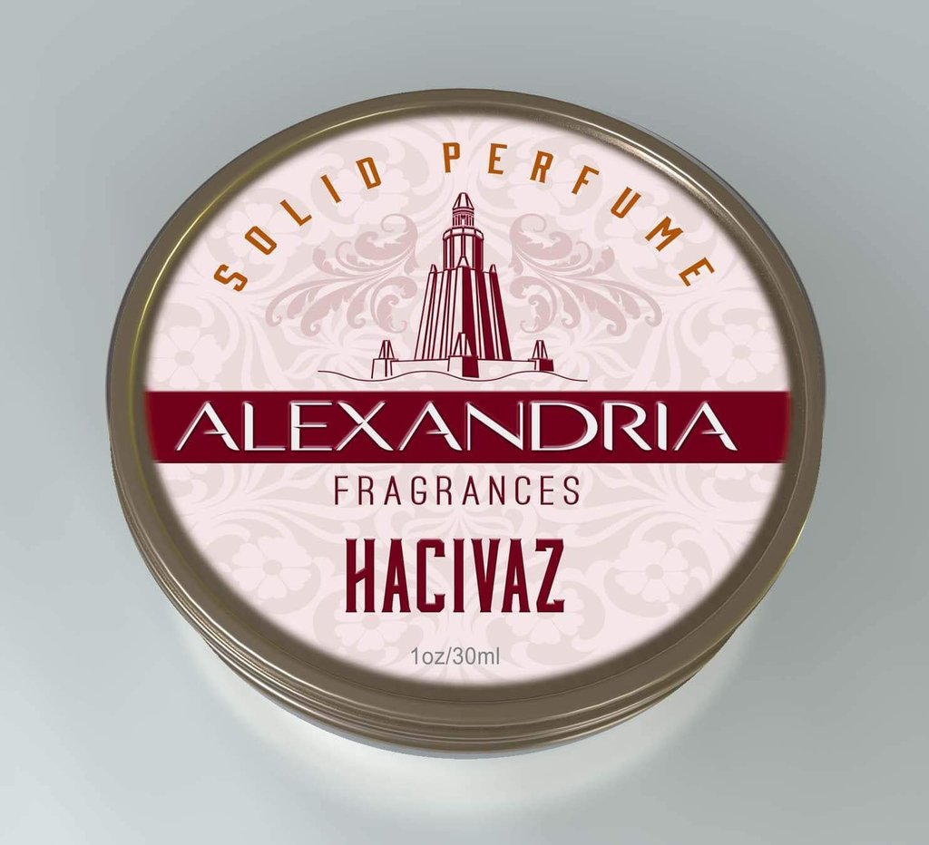 Alexandria Fragrances - Hacivaz - Solid Fragrance image