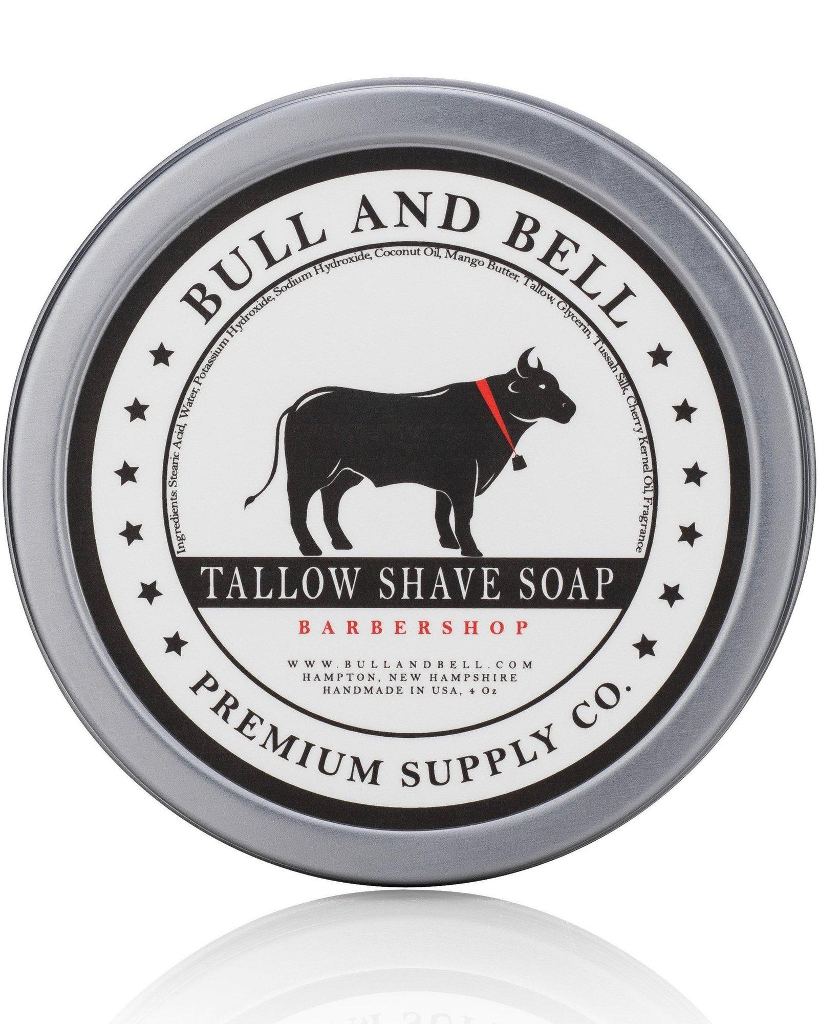 Bull and Bell - Original Barbershop - Soap image