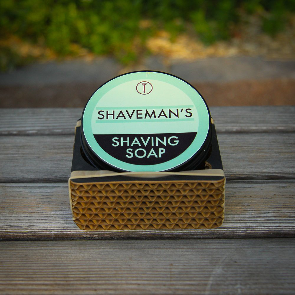 Shaveman's - Sensitive Skin - Soap image
