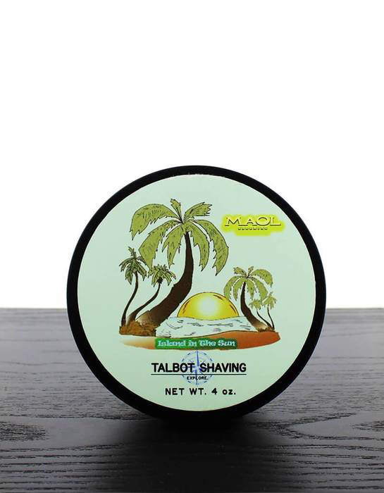 Talbot Shaving - Island in the Sun - Soap image