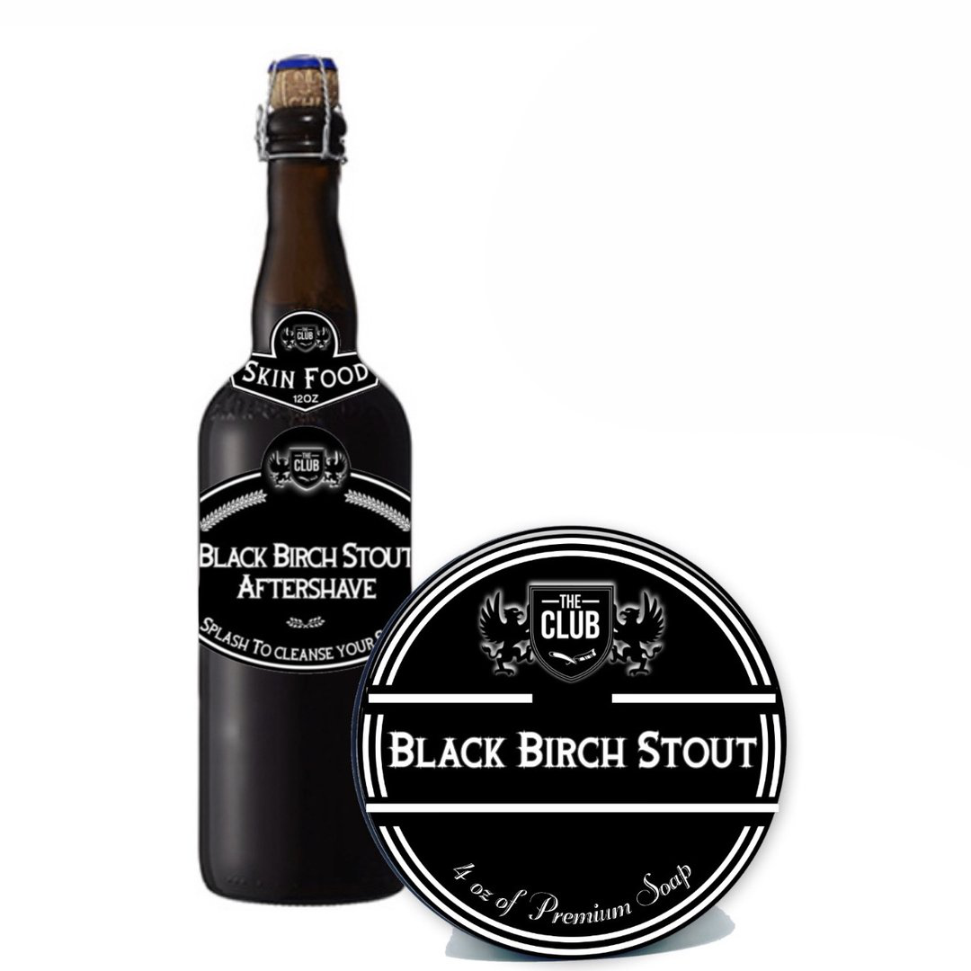 Ariana & Evans - Black Birch Stout - Soap image
