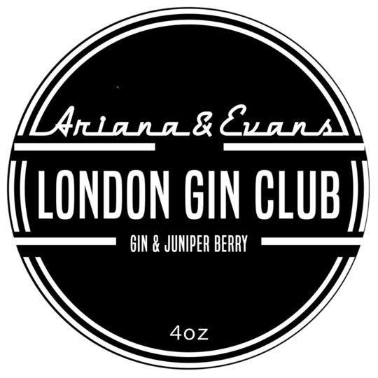 Ariana & Evans - London Gin Club - Soap image
