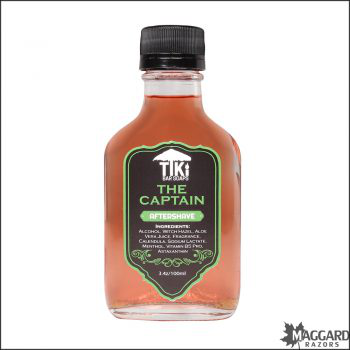 Tiki Bar Soaps - The Captain - Aftershave image