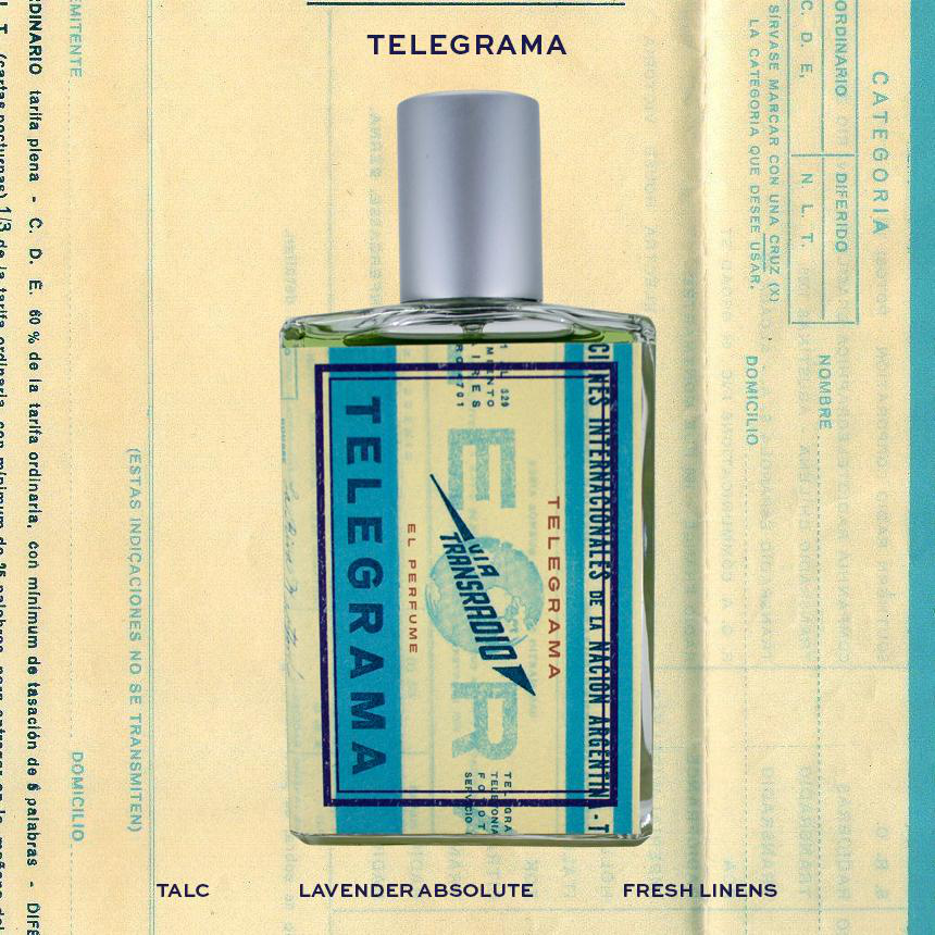 Imaginary Authors - Telegrama - Eau de Parfum image