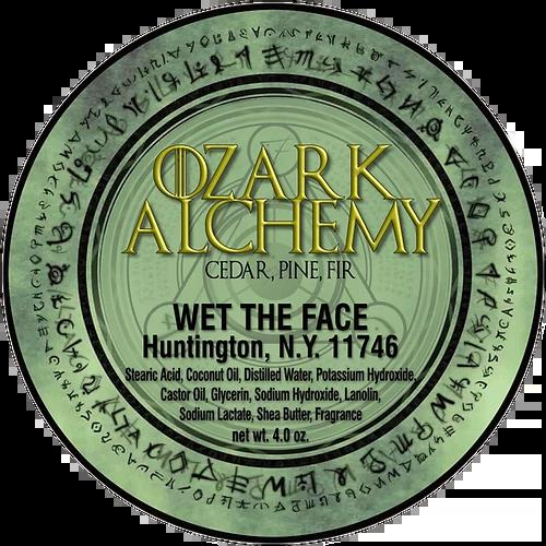 Wet The Face - Ozark Alchemy - Soap image