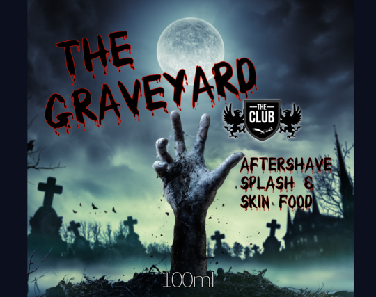 Ariana & Evans - The Graveyard - Aftershave image