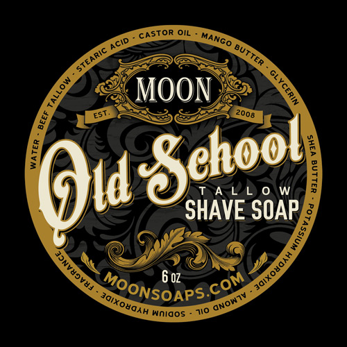 Moon Soaps - Old School - Soap image
