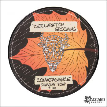 Declaration Grooming/Maggard Razors - Convergence - Soap image