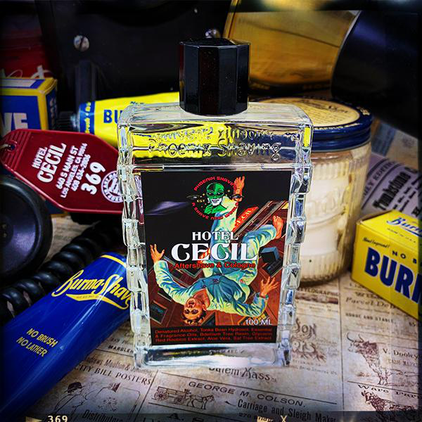 Phoenix Artisan Accoutrements - Hotel Cecil - Aftershave image