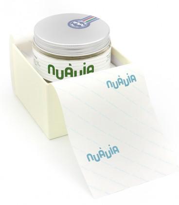 Pannacrema - Nuavia Verde - Soap image