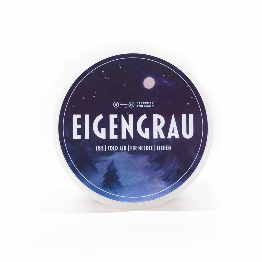 Barrister and Mann - EIGENGRAU - Soap image