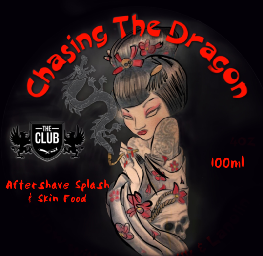 Ariana & Evans - Chasing the Dragon - Aftershave image