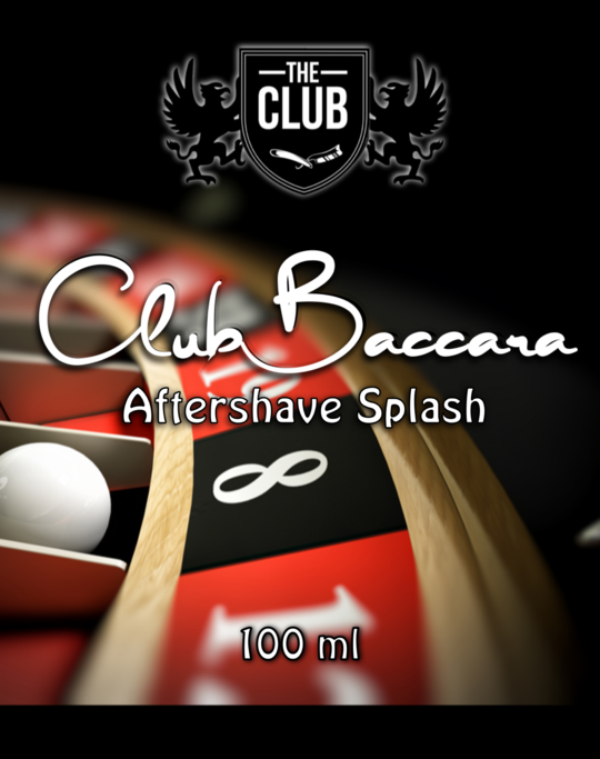 Ariana & Evans - Club Baccara - Aftershave image