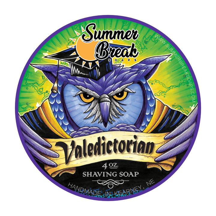 Summer Break Soaps - Valedictorian - Soap image