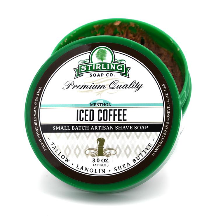 Stirling Soap Co. - Iced Coffee - Soap image
