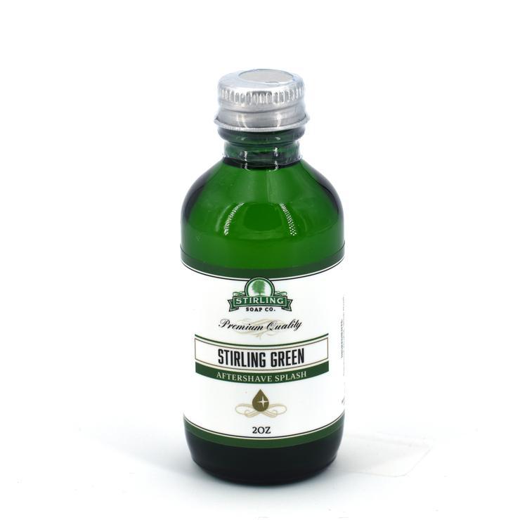 Stirling Soap Co. - Stirling Green - Aftershave image