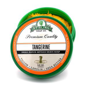 Stirling Soap Co. - Tangerine - Aftershave image