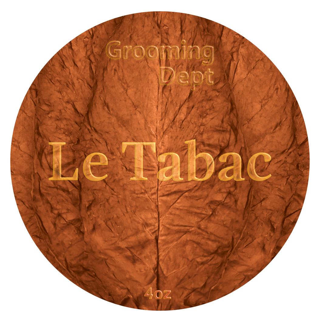 Grooming Dept - Le Tabac Fortis Formula - Soap image