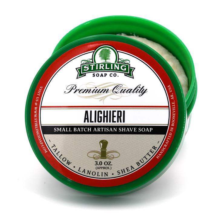 Stirling Soap Co. - Alighieri - Soap image
