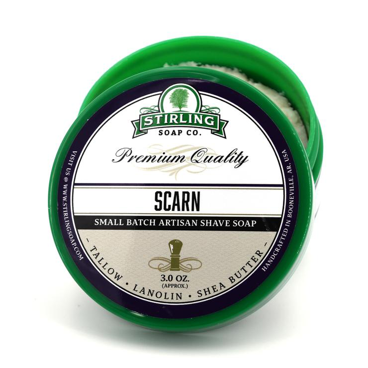 Stirling Soap Co. - Scarn - Soap image