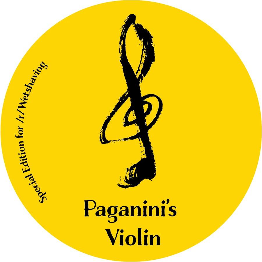 Barrister and Mann - Paganini's Violin - Balm image