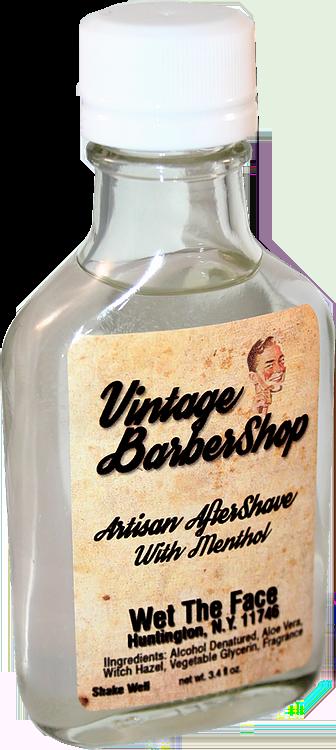 Wet The Face - Vintage Barbershop - Aftershave image
