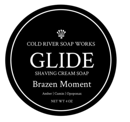 Cold River Soap Works - Brazen Moment - Soap image