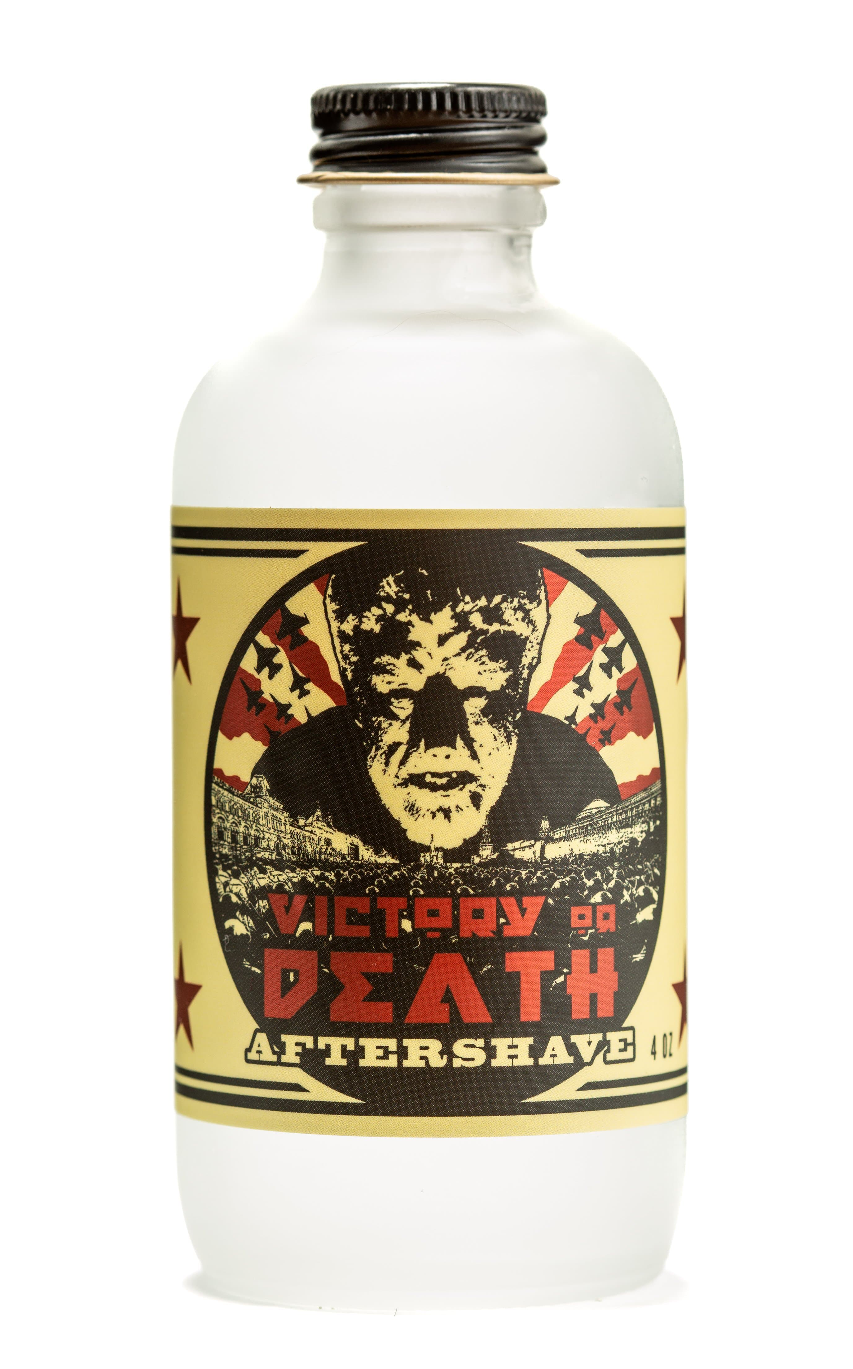 Dr. Jon's - Victory or Death - Aftershave image