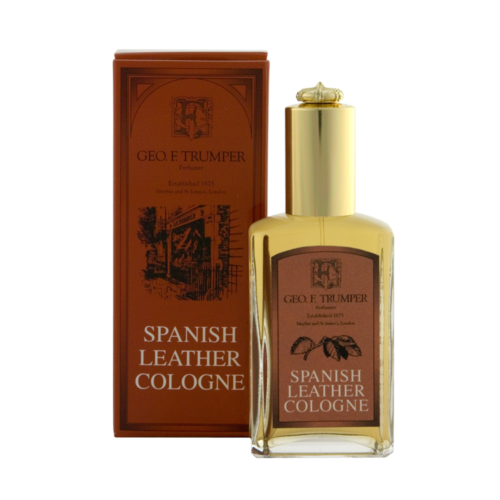 Geo. F. Trumper - Spanish Leather - Cologne image