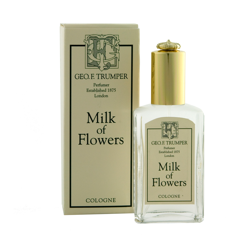 Geo. F. Trumper - Milk of Flowers - Cologne image