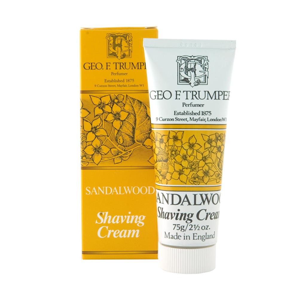 Geo. F. Trumper - Sandalwood - Cream image