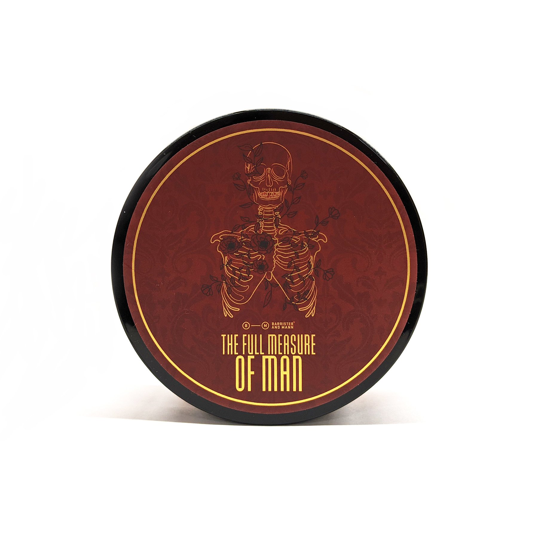 Barrister and Mann - The Full Measure of Man - Soap image