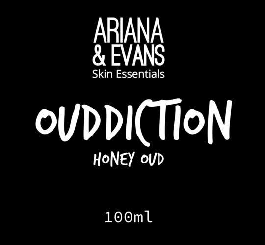 Ariana & Evans - Ouddiction - Aftershave image