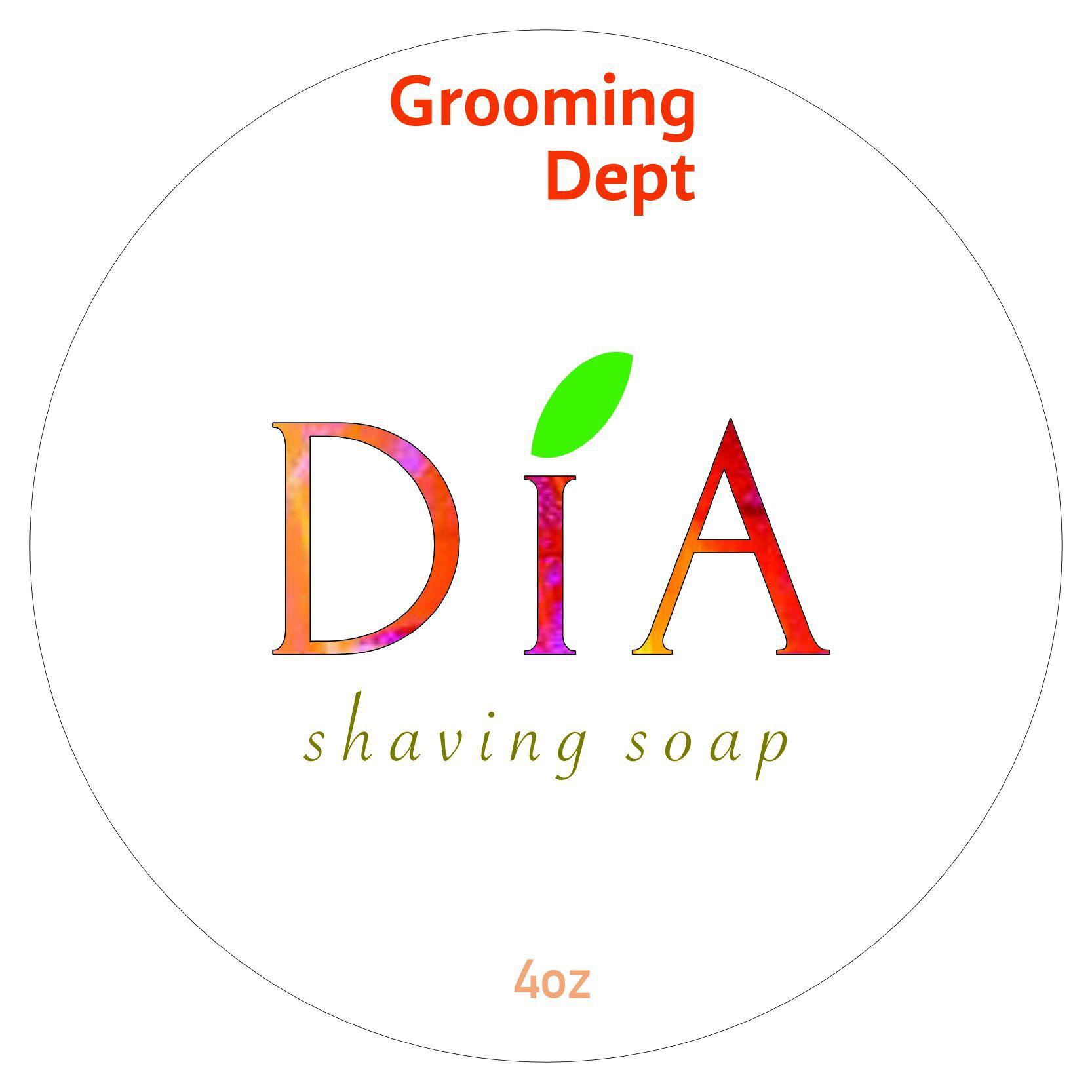 Grooming Dept - DiA - Soap image
