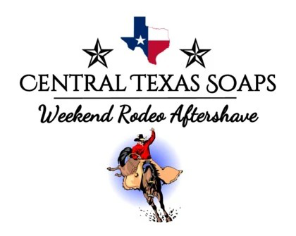 Central Texas Soaps - Weekend Rodeo - Aftershave image