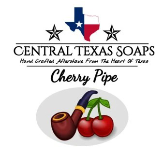 Central Texas Soaps - Cherry Pipe - Aftershave image