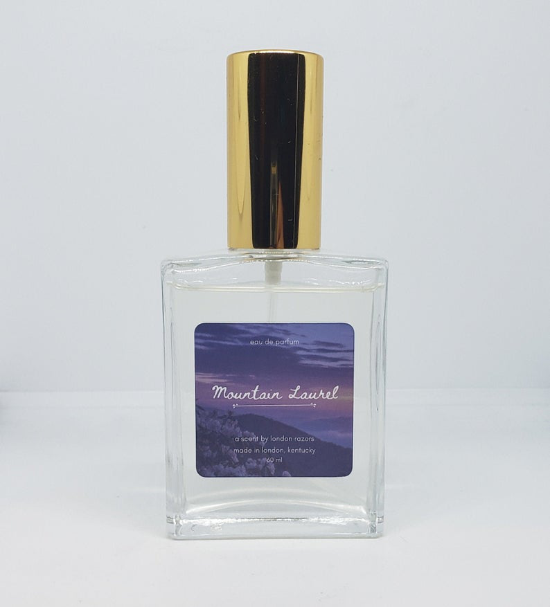 London Razors/Summer Break Soaps - Mountain Laurel - Eau de Parfum image