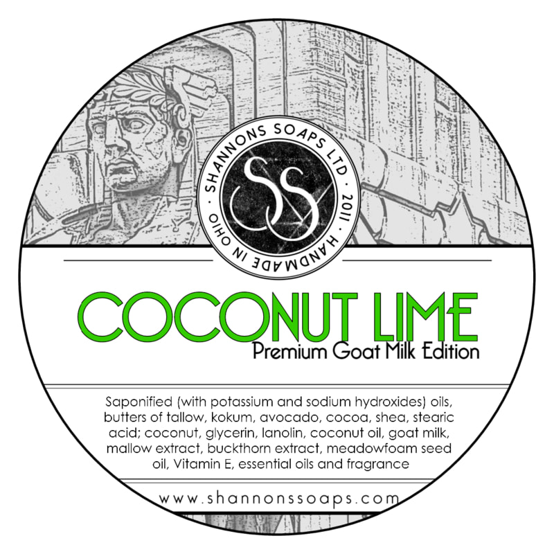 Shannon's Soaps - Coconut Lime - Soap image