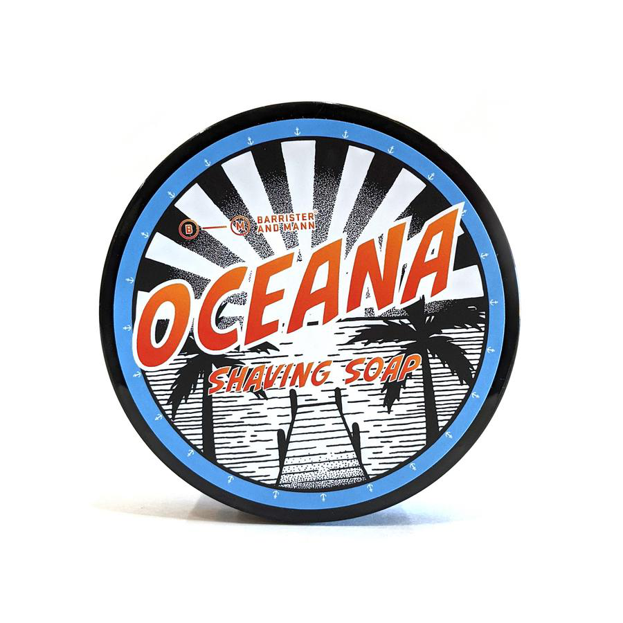 Barrister and Mann - Oceana - Soap image