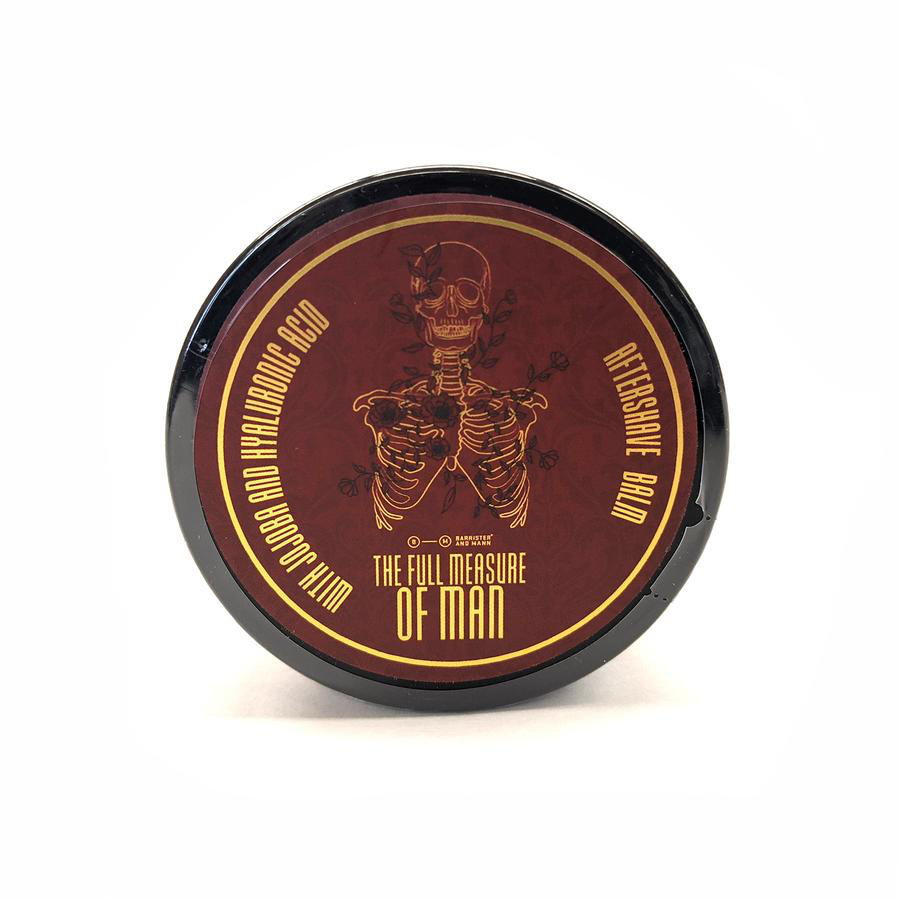 Barrister and Mann - The Full Measure of Man - Balm image