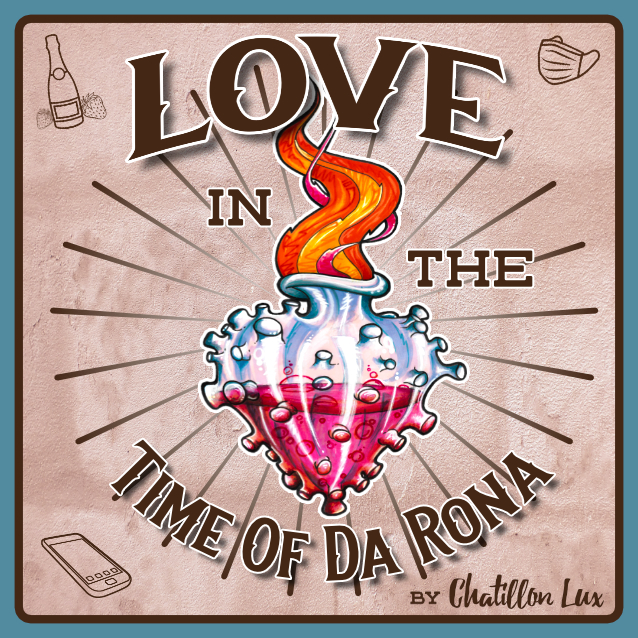 Chatillon Lux - Love in the time of Da Rona - Eau de Parfum image